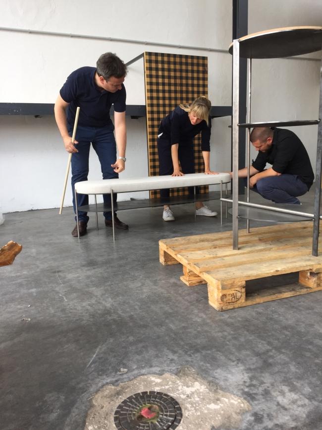 Furniture Series Elbphilharmonie Studio Besau Marguerre