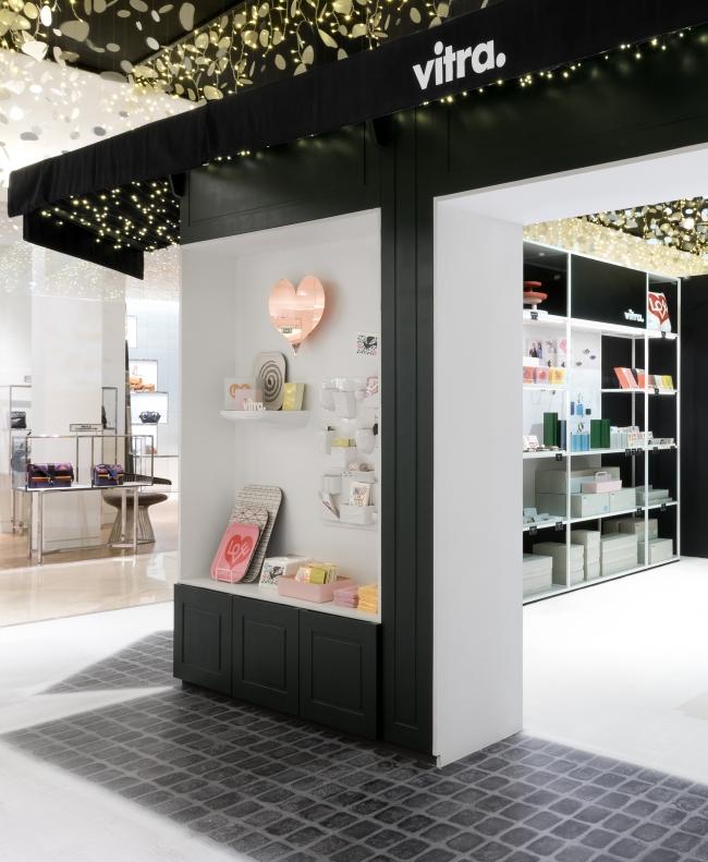 pop up store le bon march studio besau marguerre. Black Bedroom Furniture Sets. Home Design Ideas