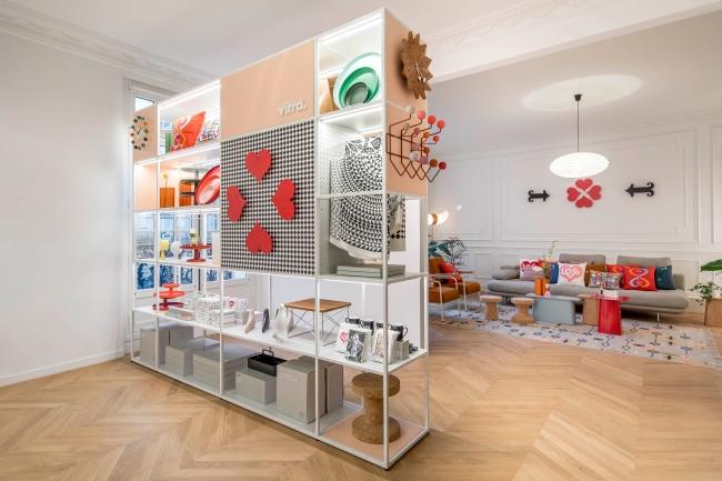 vitra and artek maison objet paris studio besau marguerre. Black Bedroom Furniture Sets. Home Design Ideas